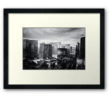 Las Vegas 1 Framed Print