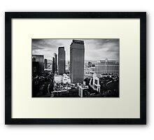 Las Vegas 2 Framed Print