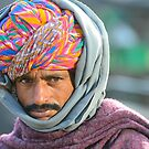 Colors of India by Michael Pross