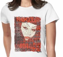 Love Bytes Ladies #23 Womens Fitted T-Shirt