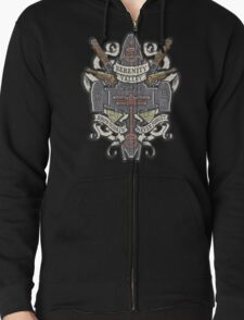 Serenity Valley Memorial Zipped Hoodie