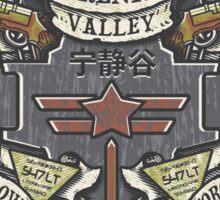 Serenity Valley Memorial Sticker