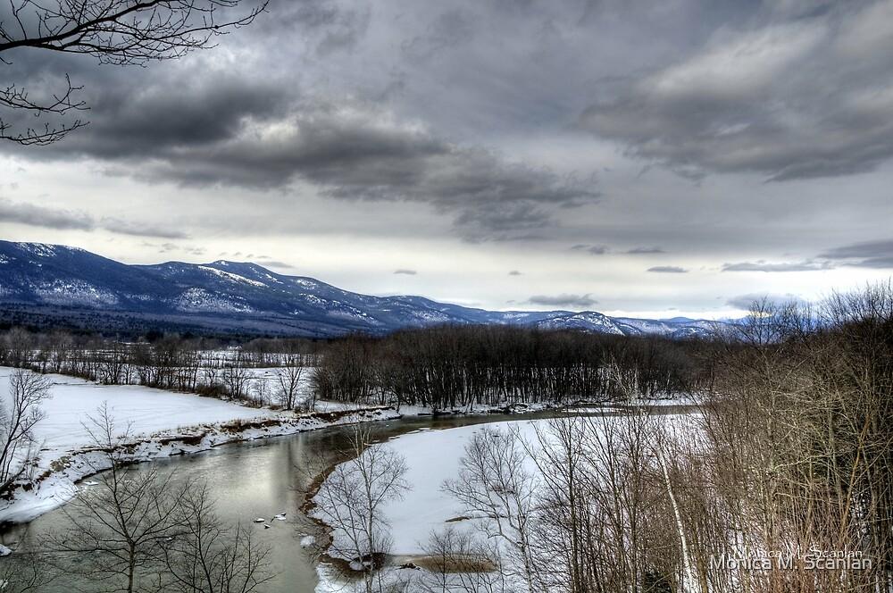 Saco Valley Overlook by Monica M. Scanlan