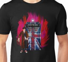 British Time lord Unisex T-Shirt
