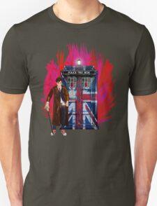 British Time lord T-Shirt