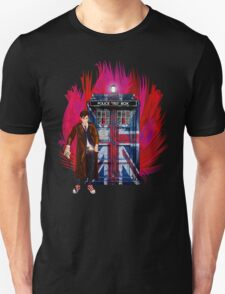 British Time lord T-Shirt