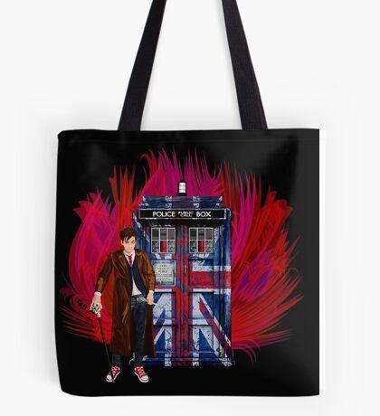 British Time lord Tote Bag