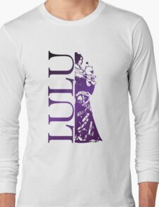 Lulu - Final Fantasy X Long Sleeve T-Shirt