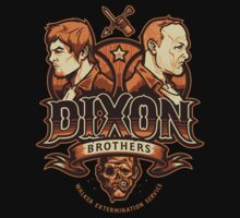 Dixon Brothers Exterminators by drawsgood