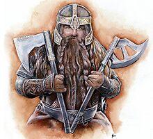 Son of Gloin by jankolas