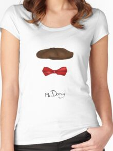 Mr.Darcy, pride and prejudice Women's Fitted Scoop T-Shirt