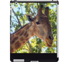 GERAFFE iPad Case/Skin