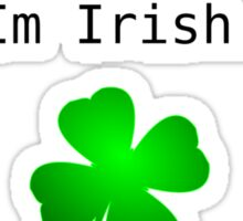 Saint Patricks Day Sticker