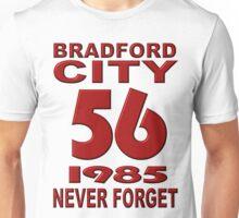 Bradford City 56 Claret Unisex T-Shirt