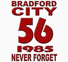 Bradford City 56 Claret T-Shirt