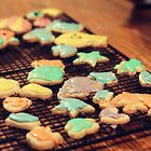 Colorful Cookies by AbigailJoy