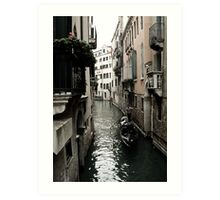 Venezia Love Art Print