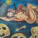 graveyard love by mark45xxx