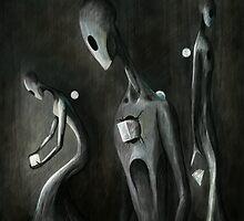 Hole Shaped God by Adam Howie