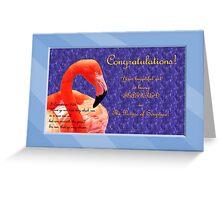 Banner - TPOS - Challenge Winner Greeting Card