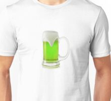 Saint Patrick's Day green beer Unisex T-Shirt
