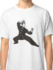 Kung Fu Reagan Classic T-Shirt