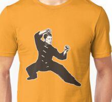 Kung Fu Reagan Unisex T-Shirt
