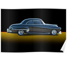 1949 Oldsmobile Coupe w/o ID Poster