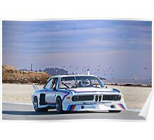 1975 BMW 3.5 CLS GT Poster