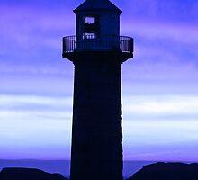 Lighthouse at Sunrise by Lynne69
