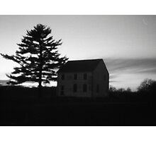 Old House Photographic Print