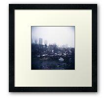 Park Bridge Framed Print