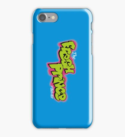Fresh Prince of Bel Air iPhone Case iPhone Case/Skin