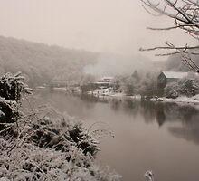 Serene River Esk by Lynne69