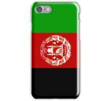 Afghanistan Flag iPhone Case/Skin
