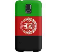 Afghanistan Flag Samsung Galaxy Case/Skin