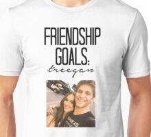Friendship Goals; Treegan Unisex T-Shirt
