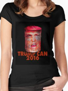 TRUMP CAN Women's Fitted Scoop T-Shirt