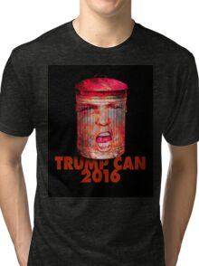 TRUMP CAN Tri-blend T-Shirt