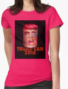 TRUMP CAN Womens Fitted T-Shirt
