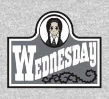 Wednesday by Bloodraincoat