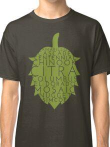 American Hop Flower Classic T-Shirt