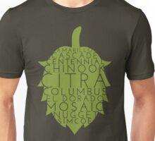 American Hop Flower Unisex T-Shirt
