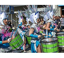 Carnival Time in the Canaries Photographic Print