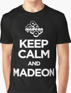 Madeon Keep Calm Limited Edition Graphic T-Shirt