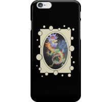 Chinese Dragon With Decorative Border iPhone Case/Skin