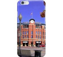 Coors Field iPhone iPhone Case/Skin