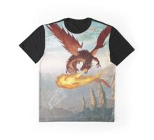dragon attack Graphic T-Shirt