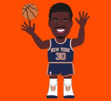 NBAToon of Bernard King, player of New York Knicks by D4RK0