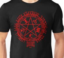 Anime - Hellsing Symbol (Red) Unisex T-Shirt